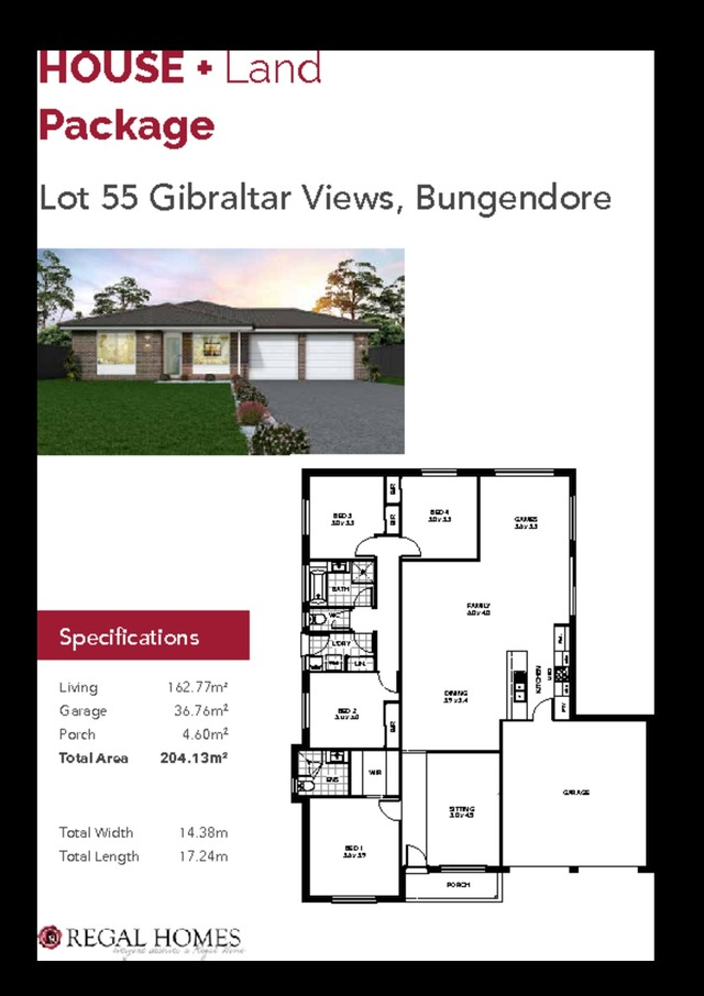 Lot 55/Lot 55 Hopkins Street, NSW 2621