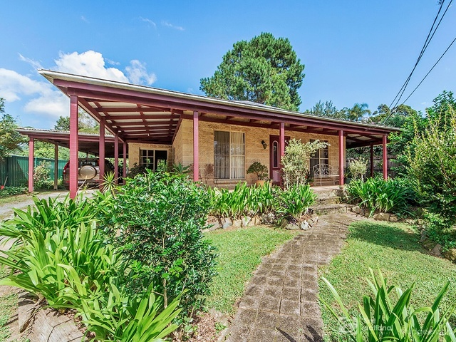 2364 Springbrook Road, Springbrook QLD 4213