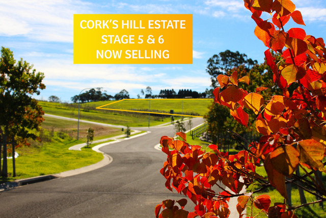 Lots Corks Hill Estate - Stages 5 And 6, Milton NSW 2538