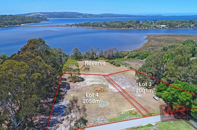 Lot 3, 43 Shell Bay Road, Lower King WA 6330