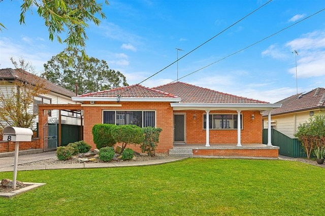 8 Greendale Crescent, Chester Hill NSW 2162
