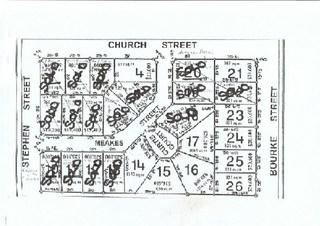 Lot 21 Bourke Street