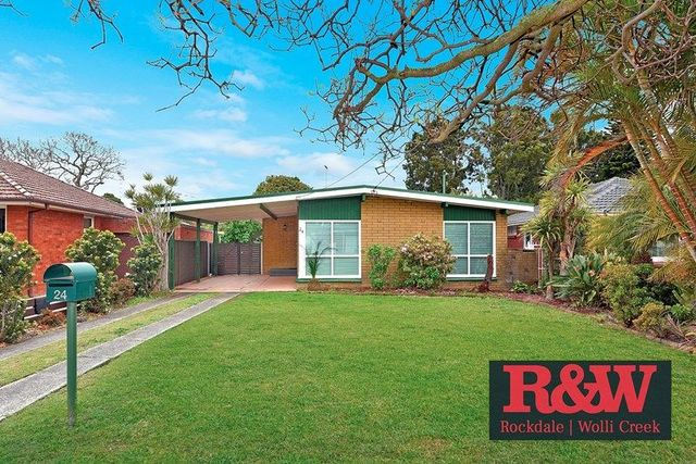 24 Chestnut Drive, Banksia NSW 2216