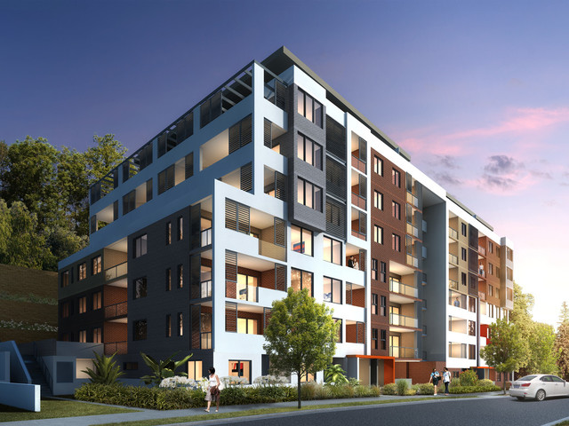 Units/18 Hargraves Street, Gosford NSW 2250