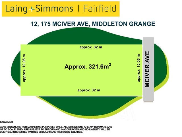 Lot 12 175 McIver Avenue, Middleton Grange NSW 2171