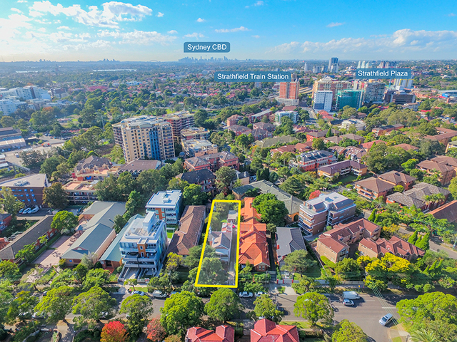 24 Homebush Road Strathfield Commercial Real Estate For Sale