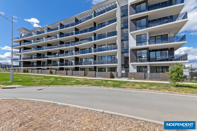 Odin - Unit 60, 1 Bedroom Apartment, 2 Newchurch Street, ACT 2611