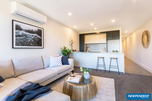 The Gallery - 1 Bedroom Apartment, Braddon ACT 2612