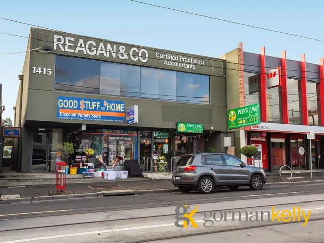 Level 1          Rear/1415 Toorak Road, VIC 3124