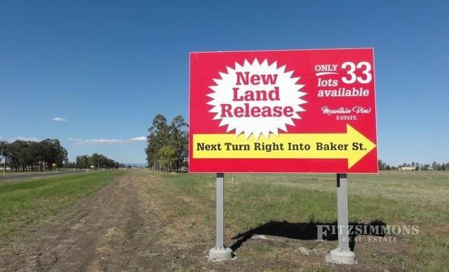 Mountain View Estate, Dalby QLD 4405