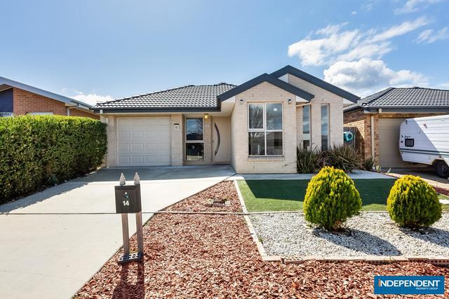 14 Grimstone Place, Franklin ACT 2913