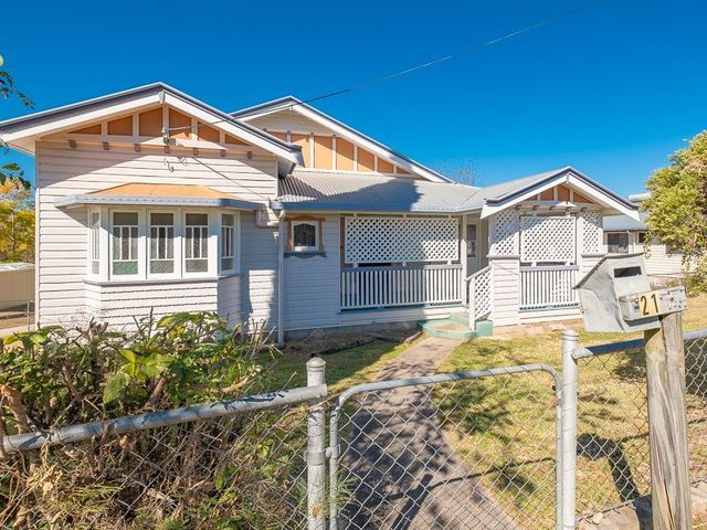 21 Lawrence Street, Gympie QLD 4570