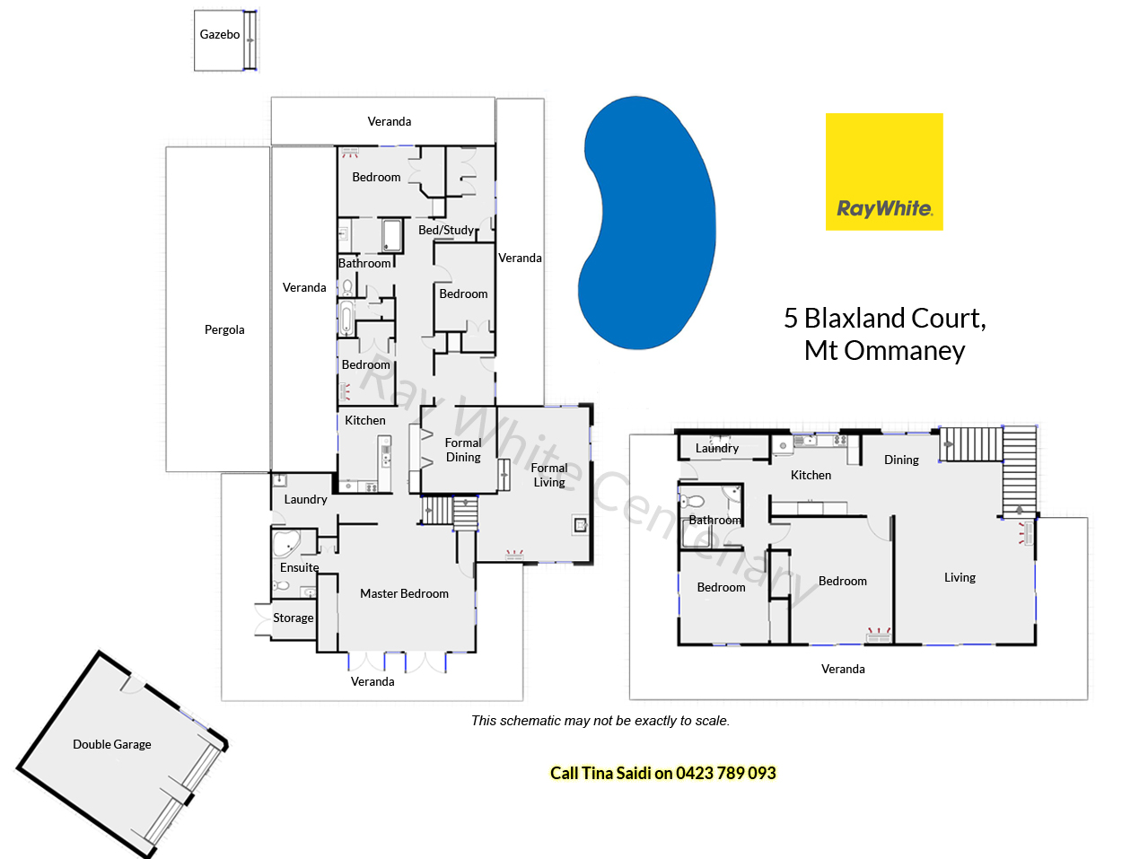 5 Blaxland Court Mount Ommaney Qld 4074 House For Sale Allhomes Basic Mobile Originating Call Diagram