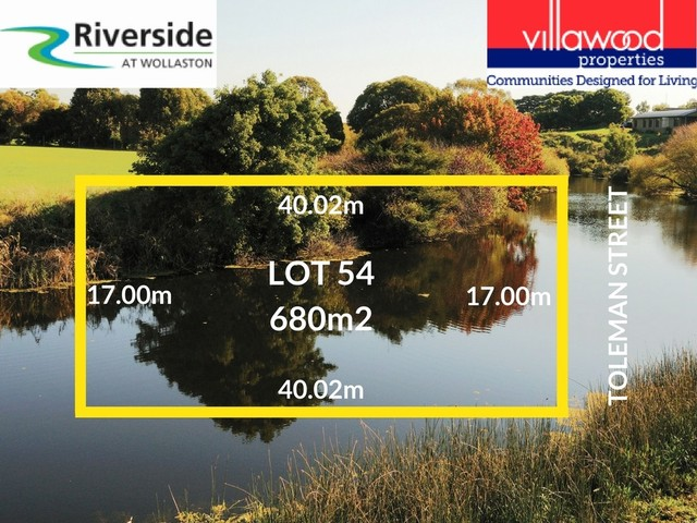 Lot 54 Riverside At Wollaston, Warrnambool VIC 3280