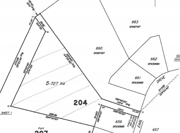 Lot 204 Gordon Earl Drive Millstream QLD 4888