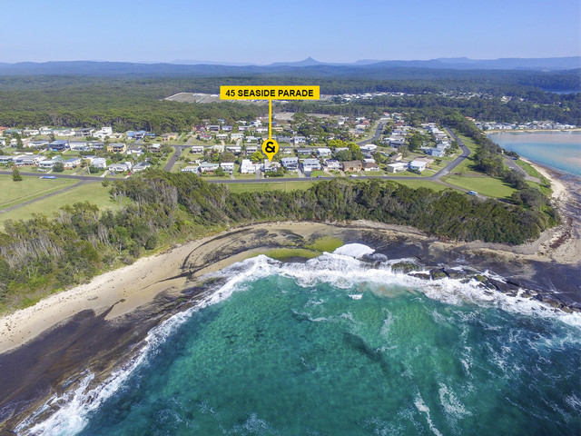 45 Seaside Parade, Dolphin Point NSW 2539