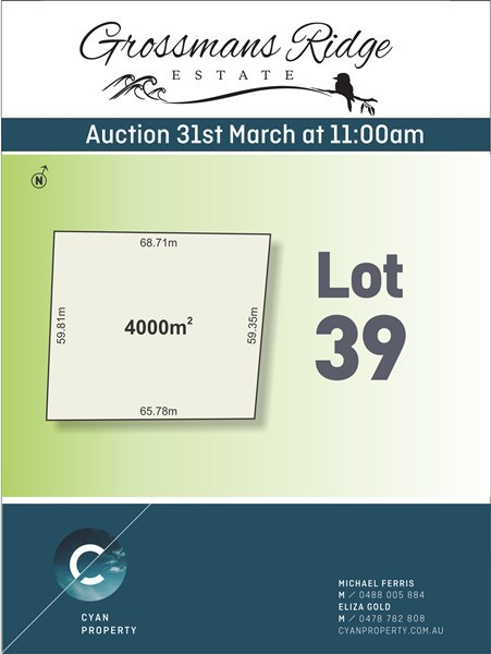 5 Lots/460 Grossmans Road, Bellbrae VIC 3228