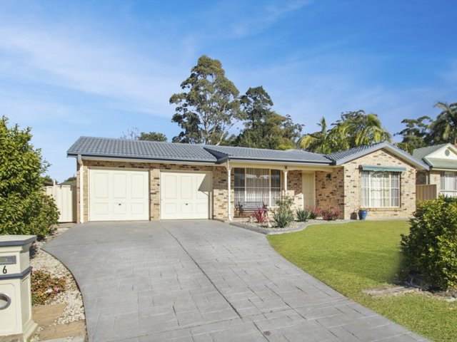 16 Kurraba Place, St Georges Basin NSW 2540