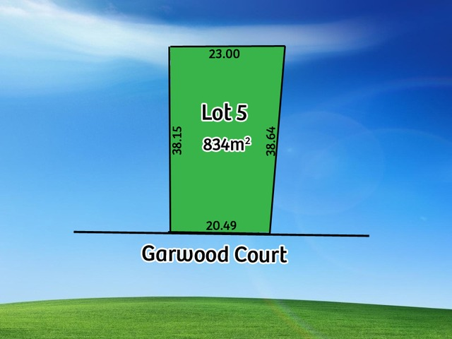 Lot 5 Garwood Court, Strathalbyn SA 5255