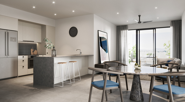 Norrebro - High Quality brand new Modern Townhouse, Watson ACT 2602