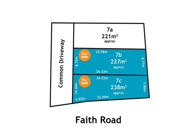7b & 7c Faith  Road, Davoren Park SA 5113