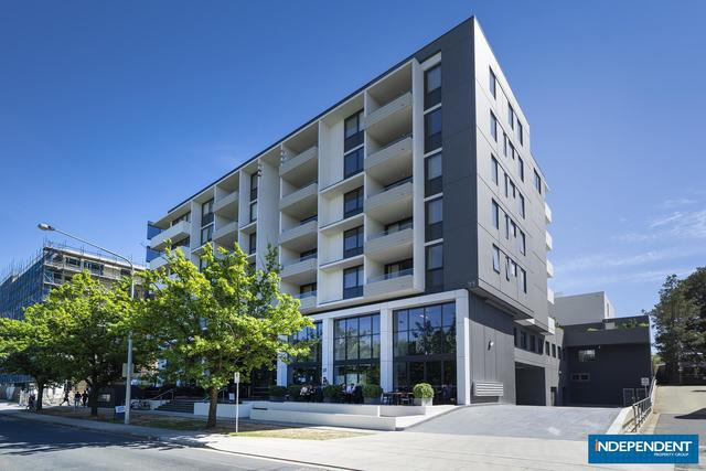 51/65 Constitution Avenue, Campbell ACT 2612