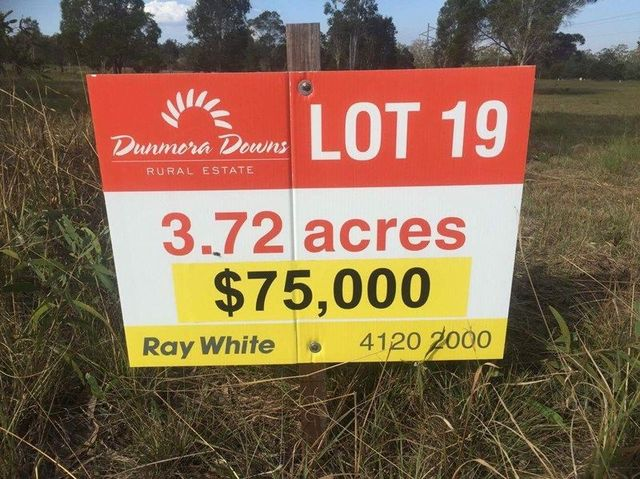 Lot 19 Wallum Froglet Court, Dunmora QLD 4650