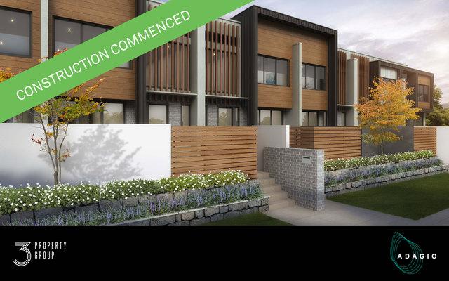 Tempo Collective - ADAGIO - A new standard in contemporary living at a prestigious address, ACT 2914