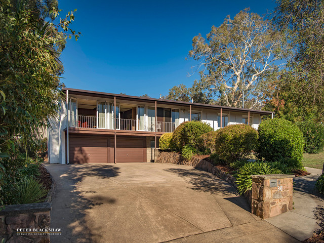 38 Holmes Crescent, Campbell ACT 2612