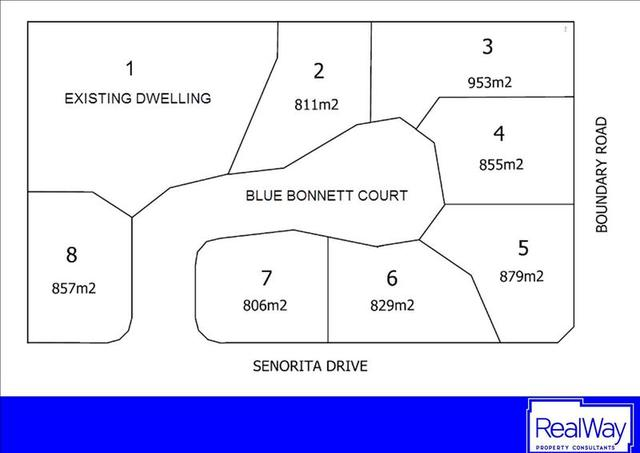 Lots 2-8 Blue Bonnet Ct ( Mathalla Estate), Urangan QLD 4655