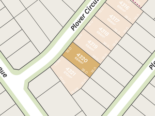 Lot 4320 Plover Circuit