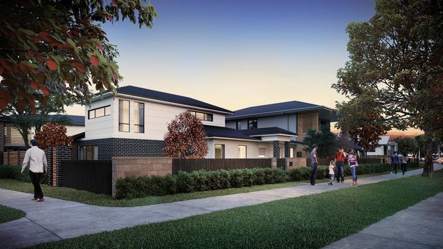 Ginninderry - Gateway Collection, Pro Hart Avenue, ACT 2615