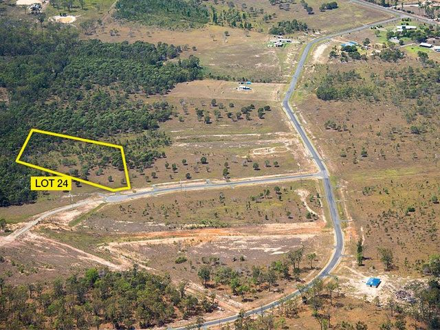 Lot 24 Wallum Froglet Court, Dunmora QLD 4650