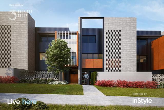 Balcombe Terraces - Nightfall, Denman Prospect ACT 2611