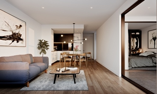 CAPE Apartments at DKSN - 1 Bedroom Apartment Dickson ACT 2602