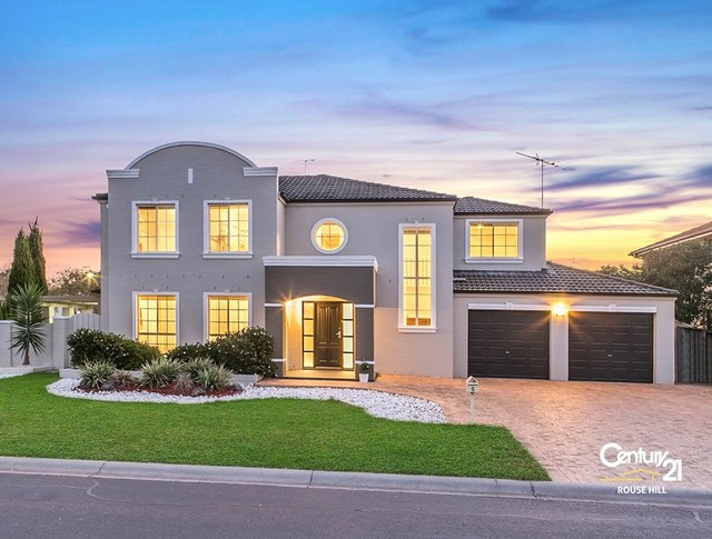 5 Townsend Circuit, Beaumont Hills NSW 2155