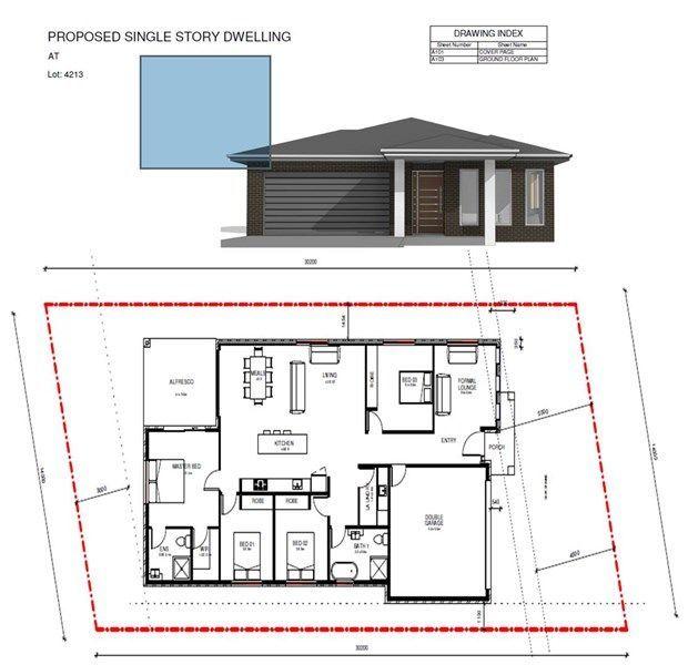 LOT 4213 Macarthur Heights Nsw, Campbelltown NSW 2560