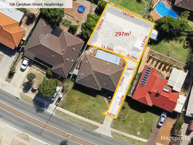 Prp Lot 2/156 Caridean Street, Heathridge WA 6027