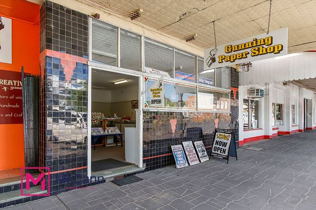 The Gunning Paper Shop Abn 82 508 849 898, NSW 2581
