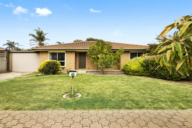 45 Chartwell Crescent, Paralowie SA 5108