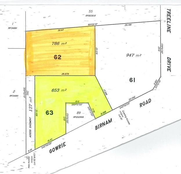 Lot 63 - 29 Gowrie-Birnam Road, Gowrie Junction QLD 4352