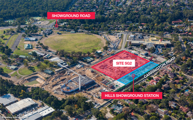 1-5 Carrington Road, Castle Hill NSW 2154