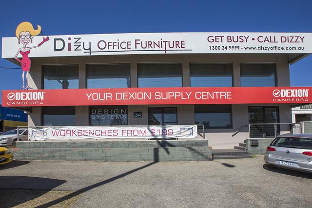 dizzy office furniture. Main Photo Dizzy Office Furniture O