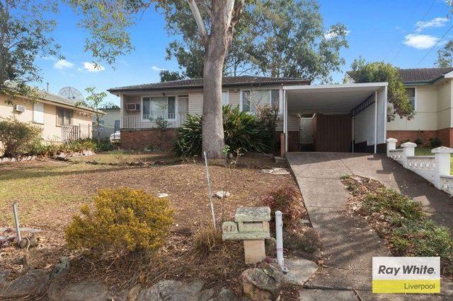 41 Warrigo Street, Sadleir NSW 2168