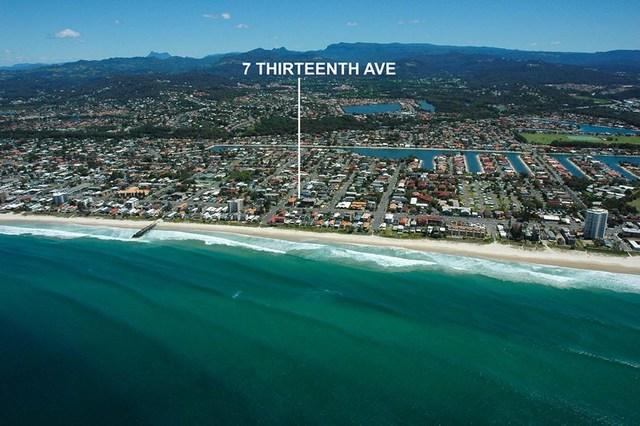 7 Thirteenth Avenue, Palm Beach QLD 4221
