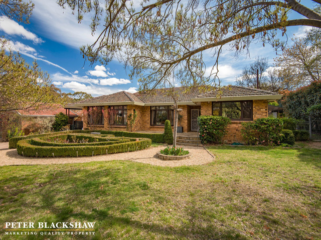 3 Butler Place, Campbell ACT 2612