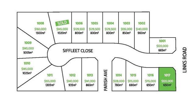 Lot 1017/Siffleet Close Links Estate, NSW 2380