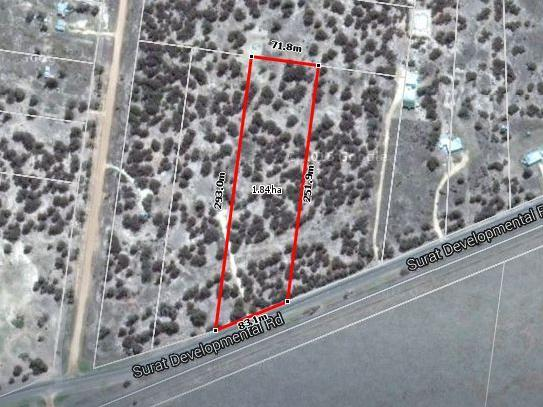 Lot 46 Surat-Developmental Road, QLD 4421