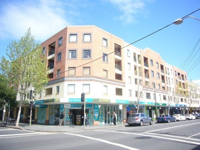 Unit 308/1 Georgina St, Newtown NSW 2042