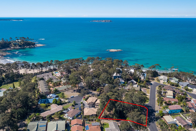 Lot 13 White Sands Place, Denhams Beach NSW 2536